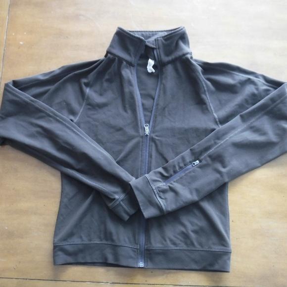 lululemon athletica Jackets & Blazers - Retro Lululemon Vintage Jacket Luon Chocolate 8